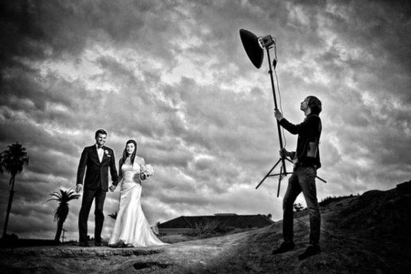 Фотограф на свадьбу - выбираем правильно