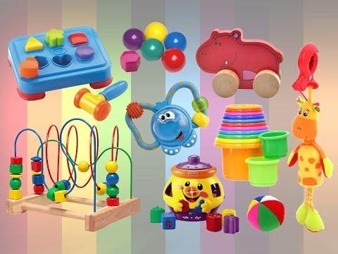 Развивающая игрушка - ищем хорошие магазины.