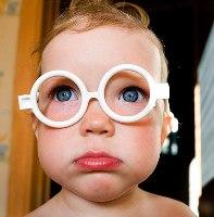 Детское зрение