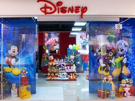 Walt Disney store