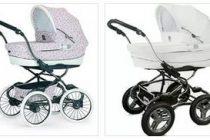 Коляски для новорожденных Bebecar Stylo