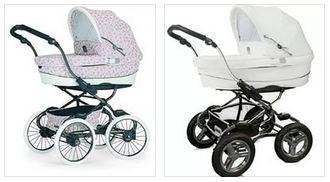 Какие бывают коляски для новорожденных