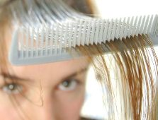 Роды и выпадение волос