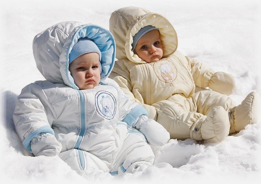 Как одеть ребенка зимой. Как выбрать зимнюю одежду.