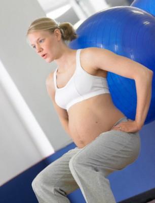 Лишний вес и беременность