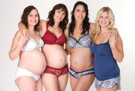 Беременность - выбрать нижнее белье правильно