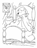 раскраски с Винни-Пухом
