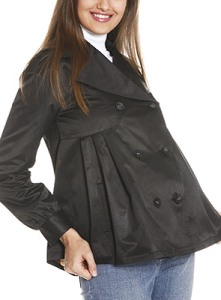 Стильная куртка-ветровка
