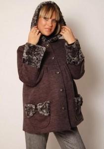 Удобная зимняя одежда для беременной