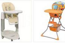 Современный стульчик для кормления