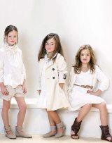 Детская мода 2010 года