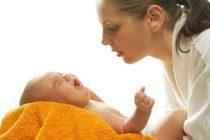Кишечные колики у новорожденного
