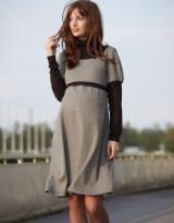 Осеннее платье для беременной