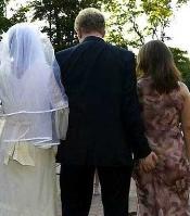 Ошибки жениха на свадьбе