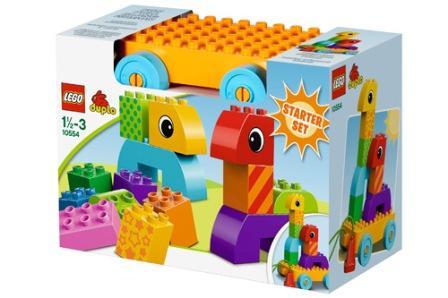 Конструктор Лего для совсем маленьких детей.