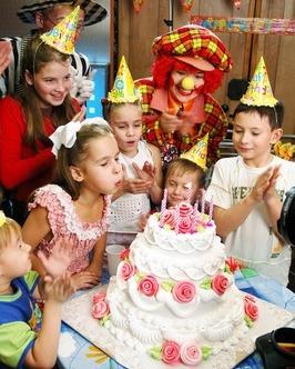 Правила организации дня рождения ребенка
