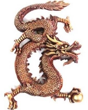Кто такой японский дракон