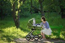 Требования к прогулочной коляске