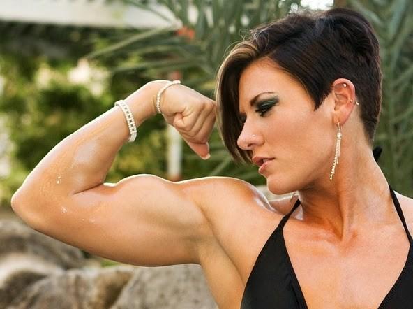 Сильная женщина в современном мире