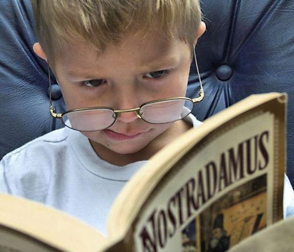 Когда ребенку нужны очки