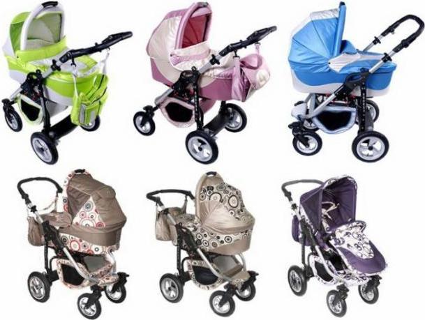 Правила выбора детских колясок