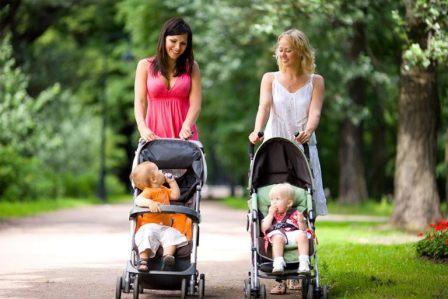 Детская коляска. Выбирайте средство передвижения правильно.