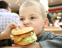 Детская диета при ожирении