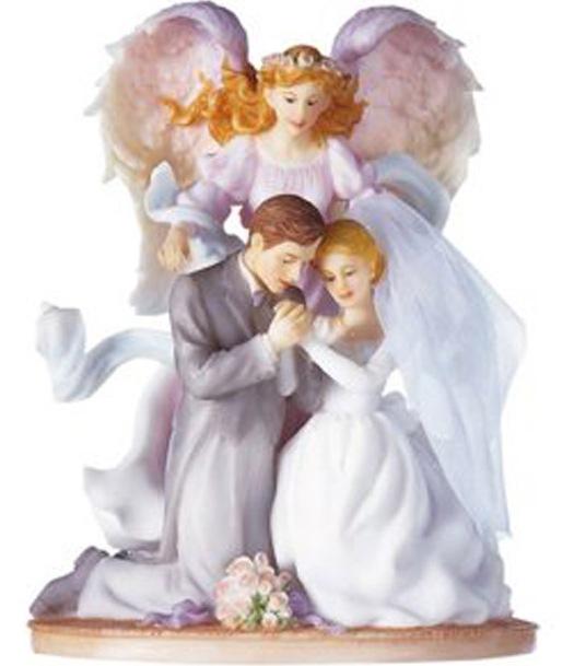 Поздравления с днем рождения на подарок ангелочки