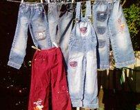 Выбираем джинсы для детей