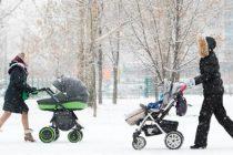 Какую коляску выбрать на зиму?