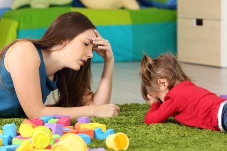 Капризный ребенок: как найти правильный подход