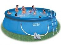 Хороший надувной бассейн