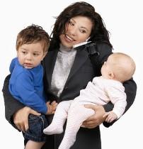 Работа для молодой мамы