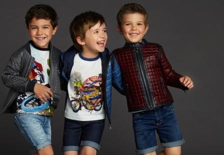 Вещи для детей. Как соблюдать стиль и придерживаться моды.
