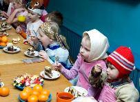 Чем угостить детей на празднике