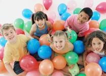 Организация детского праздника на дому