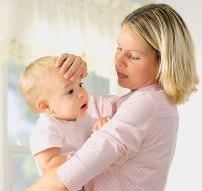 Как определить что ребенок заболел