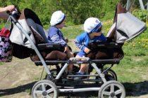 Какую коляску выбрать для двойни?