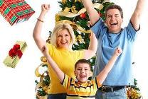 Как отпраздновать Новый Год с ребенком