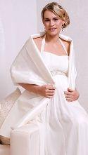 Беременная свадьба. Выбор платья.
