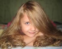 Уход за длинными детскими волосами