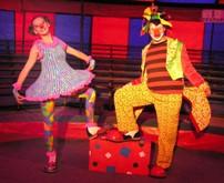 Поход в цирк с ребенком