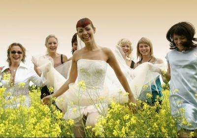 Как быстро подготовиться к свадьбе