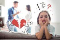 Как рассказать детям о разводе?