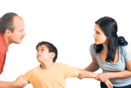 Как рассказать детям о разводе