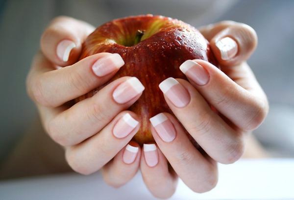 Красивые ногти в домашних условиях