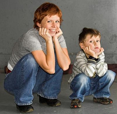 Как наладить отношения с ребенком