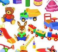 Любимые детские игрушки