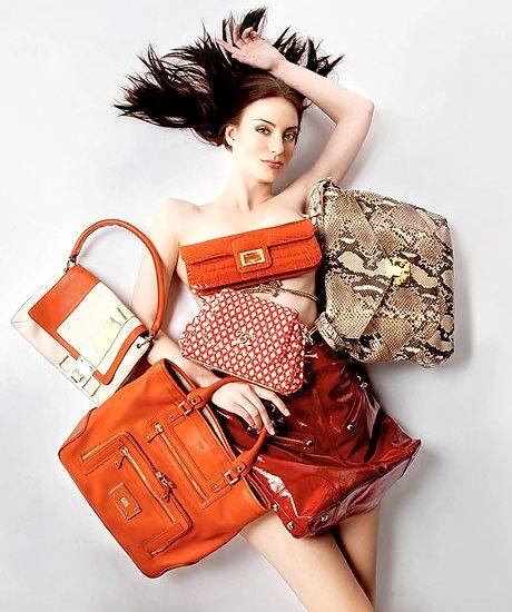 Новые сумочки в 2011 году