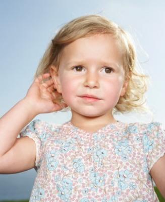 Проблемы со слухом у ребенка